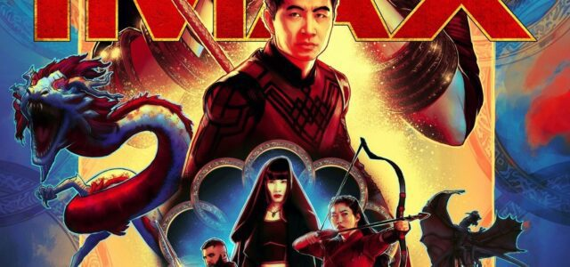 Anmeldelse: Shang-Chi and the Legend of the Ten Rings.